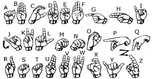 The-26-hand-signs-of-the-ASL-Language