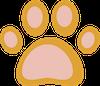 Deaf Dog Care Logo